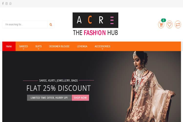acre the fashion hub